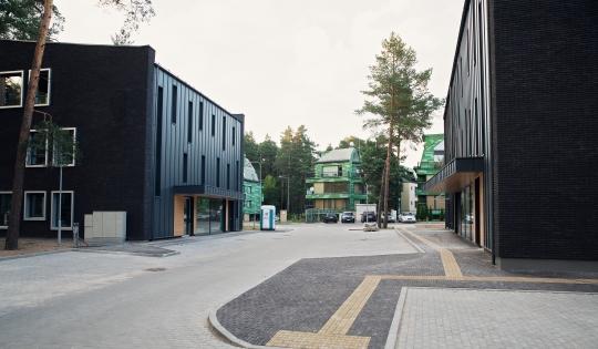 Administraciniai pastatai, Nemenčinės pl. 48, Vilnius
