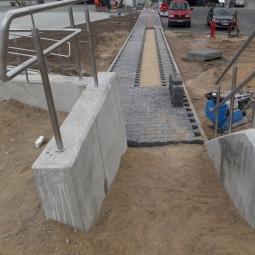 Atraminių sienų ir pramoninių grindų betonavimo darbai