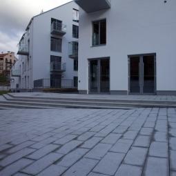 Daugiabučiai gyvenamieji namai Aukštaičių g. 16, Vilnius