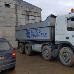 Sunkvežimis VOLVO FM 12