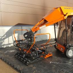 Trinkelių klojimo mašina Optimas GmbH H88